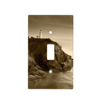 North Head Lighthouse | Fort Canby State Park, WA Light Switch Cover