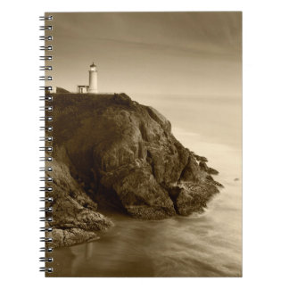 North Head Lighthouse | Fort Canby State Park, WA Notebook