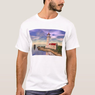 North Head Lighthouse T-Shirt