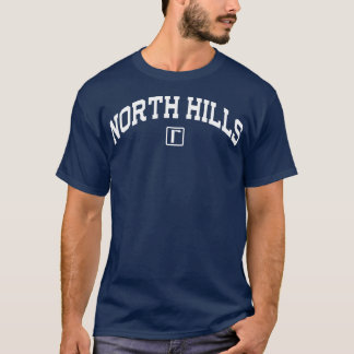 North Hills Raleighing T-Shirt