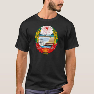 North Korea Coat Of Arms T-Shirt