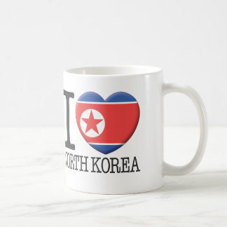 North Korea Coffee Mug
