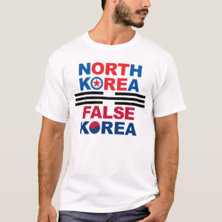 North Korea | False Korea T-Shirt