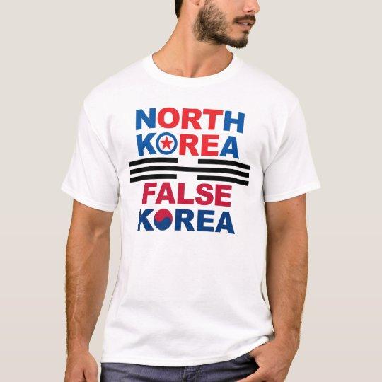 North Korea | False Korea T-Shirt