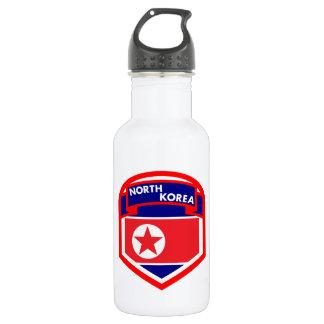 North Korea Flag 532 Ml Water Bottle