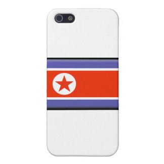 North Korea  iPhone 5/5S Cases