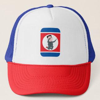 North Korea Kim Jong Un Dabbing Trucker Hat