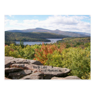 North Lake Postcard