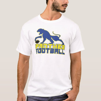 North Lamar Panther Football Paris Texas T-Shirt