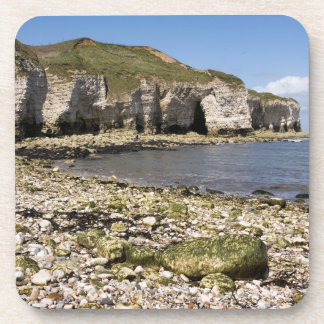 North Landing at Flamborough in Yorkshire photo Coaster