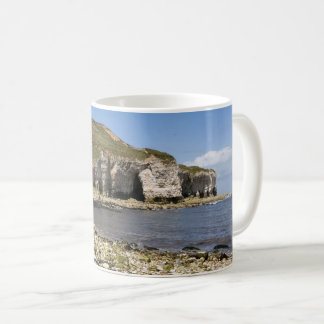North Landing at Flamborough in Yorkshire photo Coffee Mug