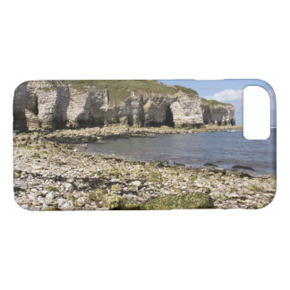North Landing at Flamborough in Yorkshire photo iPhone 8/7 Case