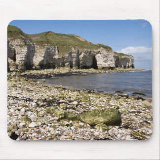 North Landing at Flamborough in Yorkshire photo Mouse Pad
