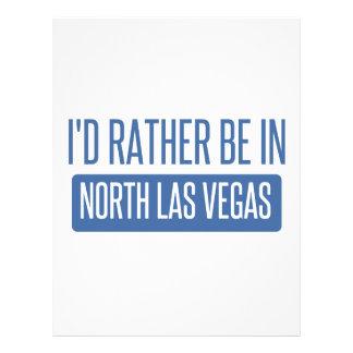 North Las Vegas Letterhead