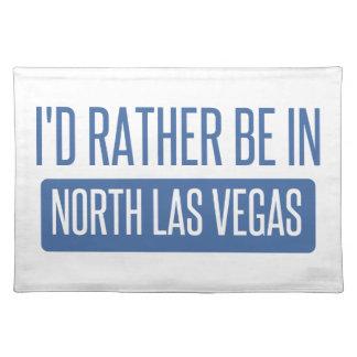 North Las Vegas Placemat