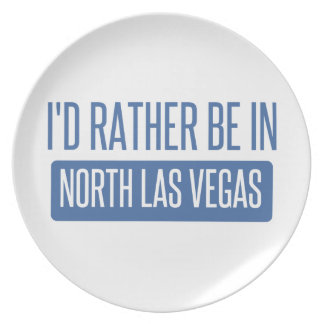 North Las Vegas Plate