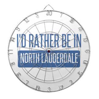 North Lauderdale Dartboard