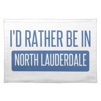 North Lauderdale Placemat
