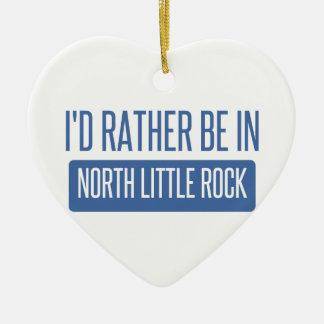 North Little Rock Ceramic Ornament
