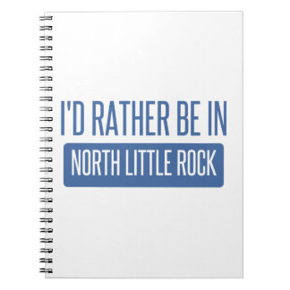 North Little Rock Notebooks