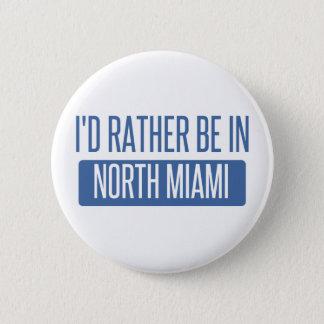 North Miami 2 Inch Round Button