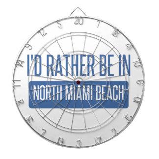 North Miami Beach Dartboard