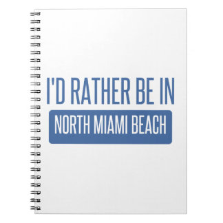 North Miami Beach Notebook