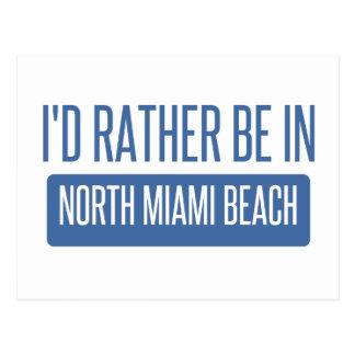 North Miami Beach Postcard