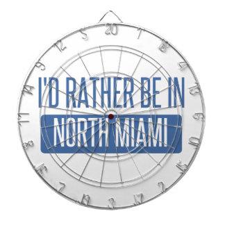North Miami Dartboard