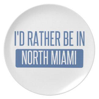 North Miami Plate