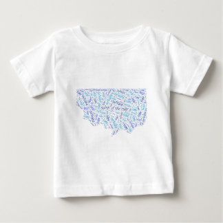 North of the River Baby T-Shirt