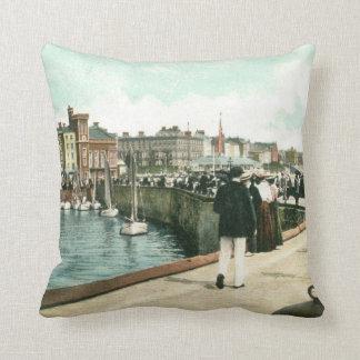 North Pier, Bridlington (1905) Cushion
