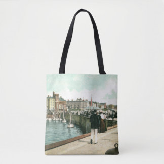 North Pier, Bridlington (1905) Tote Bag