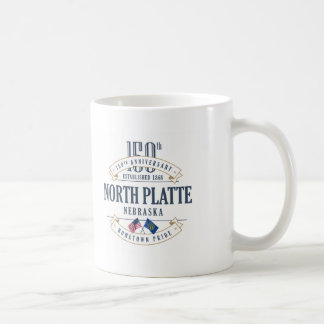 North Platte, Nebraska 150th Anniversary Mug
