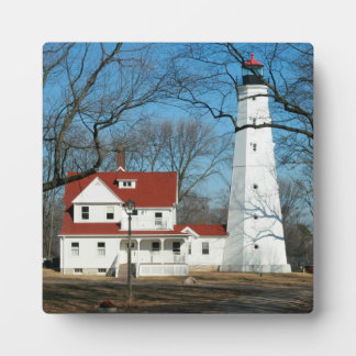 North Point Lighthouse Milw WI Plaque