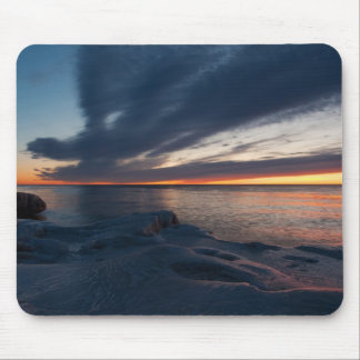 North Point Sunrise Milwaukee, Wisconsin Mouse Pads