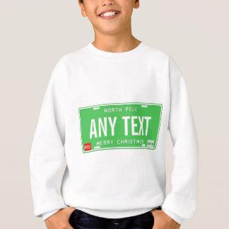 North Pole 2016 Sweatshirt