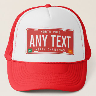 North Pole 2017 Trucker Hat