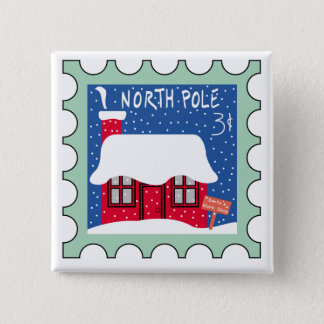 North Pole Button