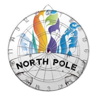North Pole he ゚ nki ゙ n Dartboard
