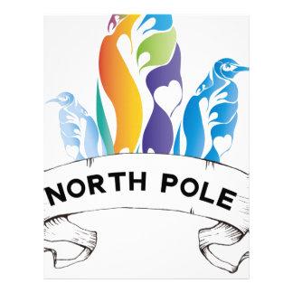 North Pole he ゚ nki ゙ n Letterhead