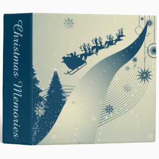 North Pole Highway Binder