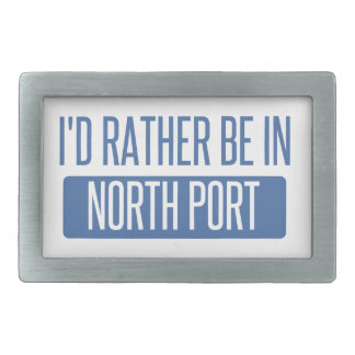 North Port Belt Buckles