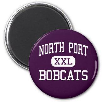 North Port - Bobcats - High - North Port Florida Magnet