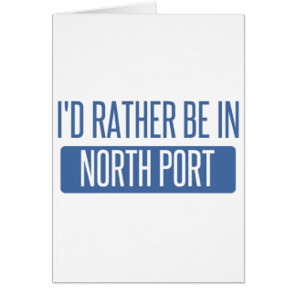 North Port Card