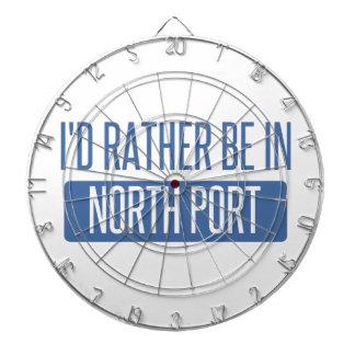 North Port Dartboard