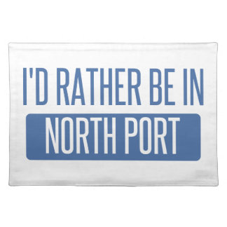 North Port Placemat