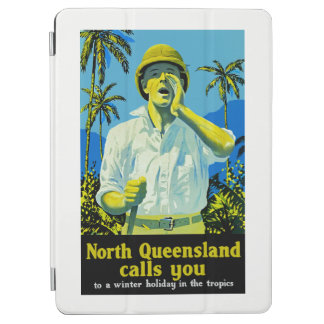 North Queensland Calls You iPad Air Cover