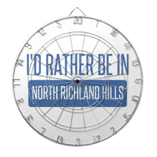 North Richland Hills Dartboard