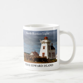 North Rustico Light, Prince Edward Island Mug
